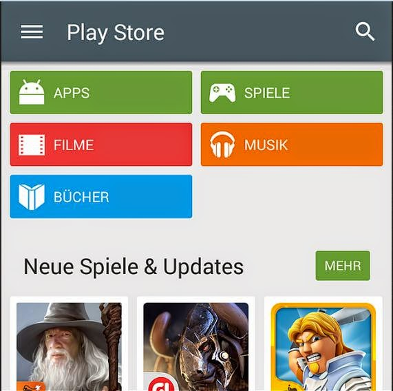 play store blacberry