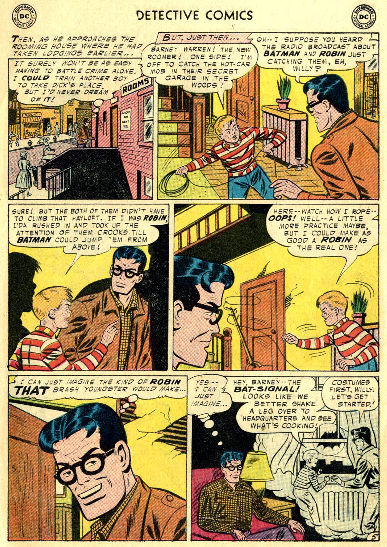 Detective Comics (1937) 237 Page 6