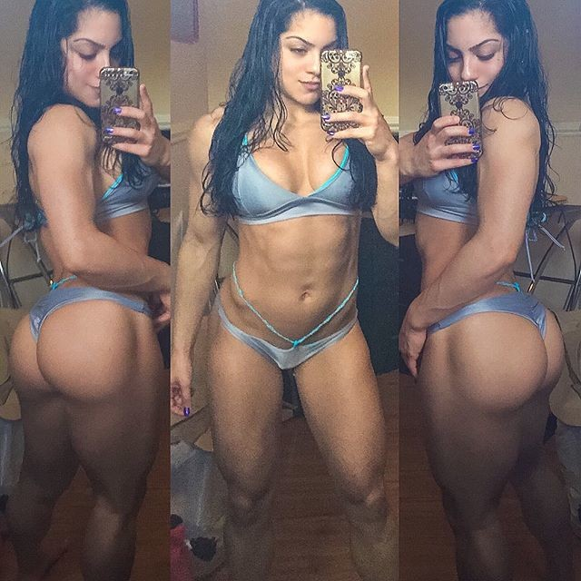 Fitness Model Ariel Khadr @itsarielkhadr Instagram photos
