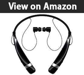 LG Tone Pro – Neckband Design Earphones