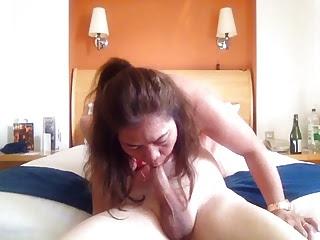 Bokep Skandal Hot Tante Maniak Seks