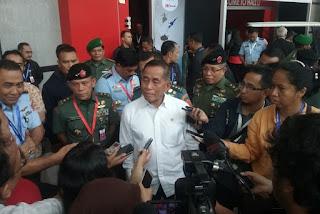 Mentri Pertahanan Republik Indonesia : Industri Pertahanan Semakin Maju - Commando