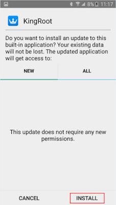 Inilah Cara Terbaru Ngeroot Android Menggunakan Aplikasi Kingroot
