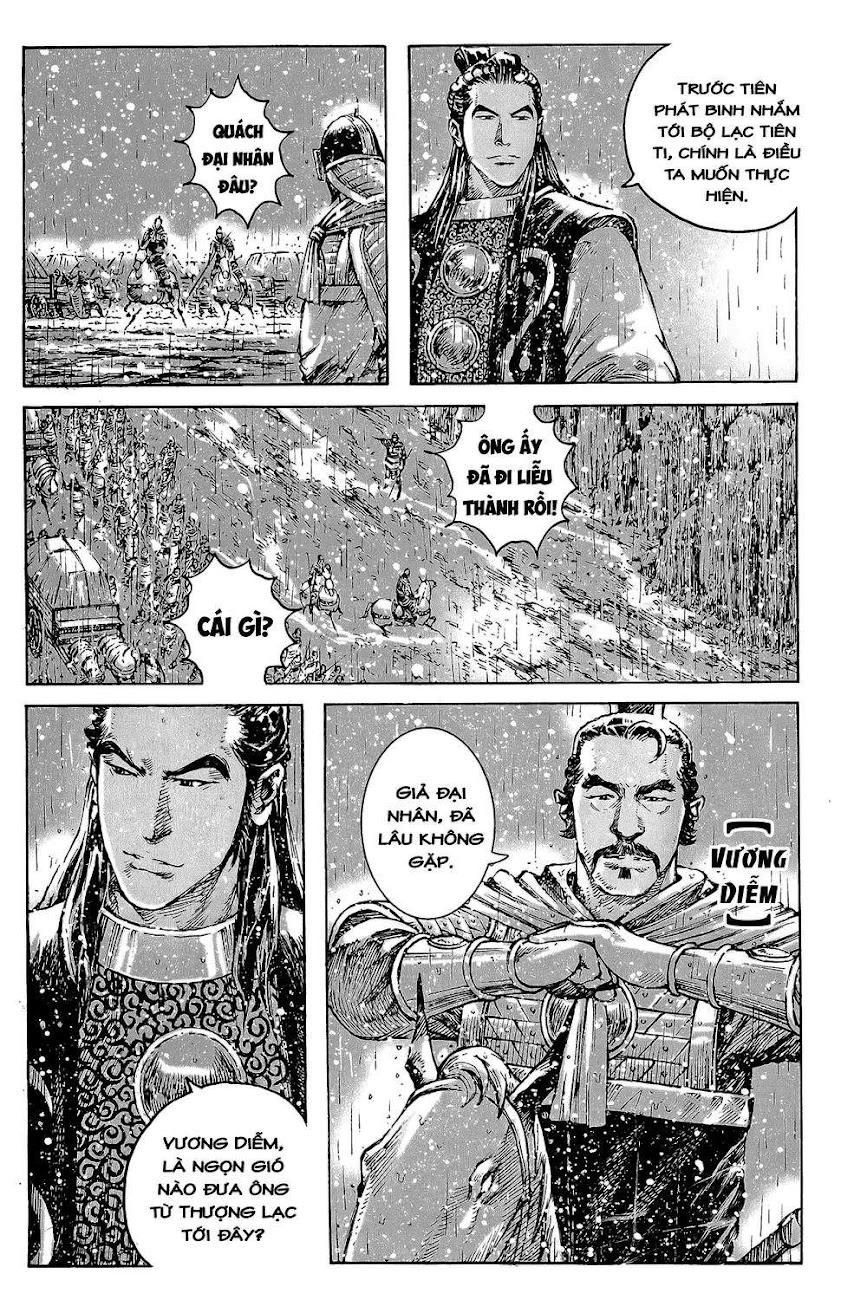 Hỏa phụng liêu nguyên Chương 369: Tống biệt chí hữu [Remake] trang 5