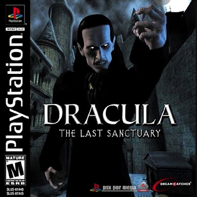 descargar dracula the last sanctuary psx mega
