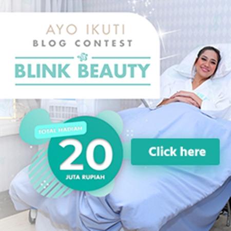 Lomba Blog Blink Beauty