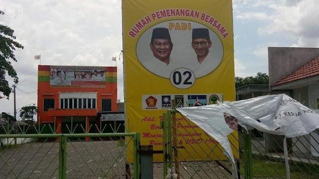 Ini Penampakan Calon Markas BPN Prabowo-Sandi dekat Rumah Jokowi di Solo