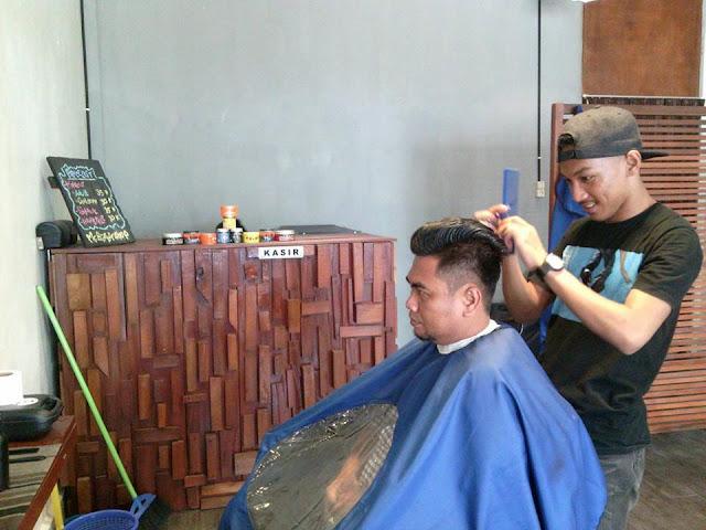 Pertama di Palopo, Mr Barbershop Siap Berikan Sensasi Berbeda