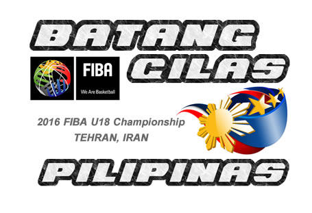 List of Official Roster of Batang Gilas Pilipinas 2016 FIBA Asia U18 Championship