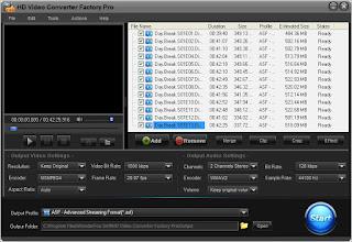 تنزيل برنامج تحويل الفيديو الى صوت Video Converter Factory