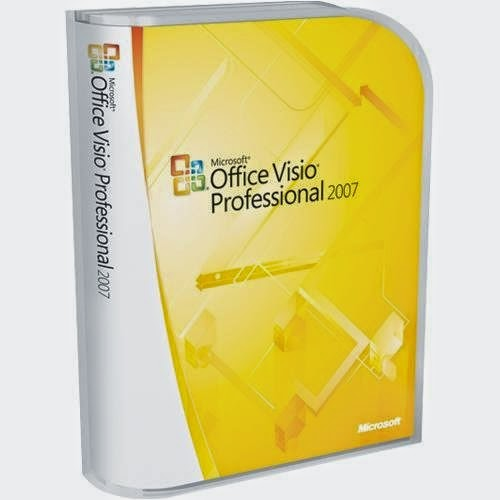 Download Microsoft Office Visio 2007 Portable Gratis Full