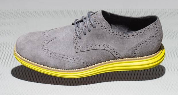 Combinar la suela de un zapato deportivo con un zapato casual no suena como  una buena idea, pero Cole Haan y Nike colaboraron (y se arriesgaron) en ...