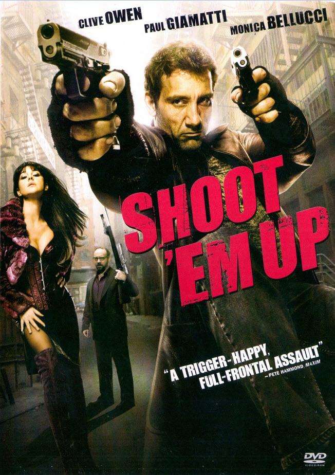 مشاهدة فيلم Shoot 'Em Up 2007 مترجم