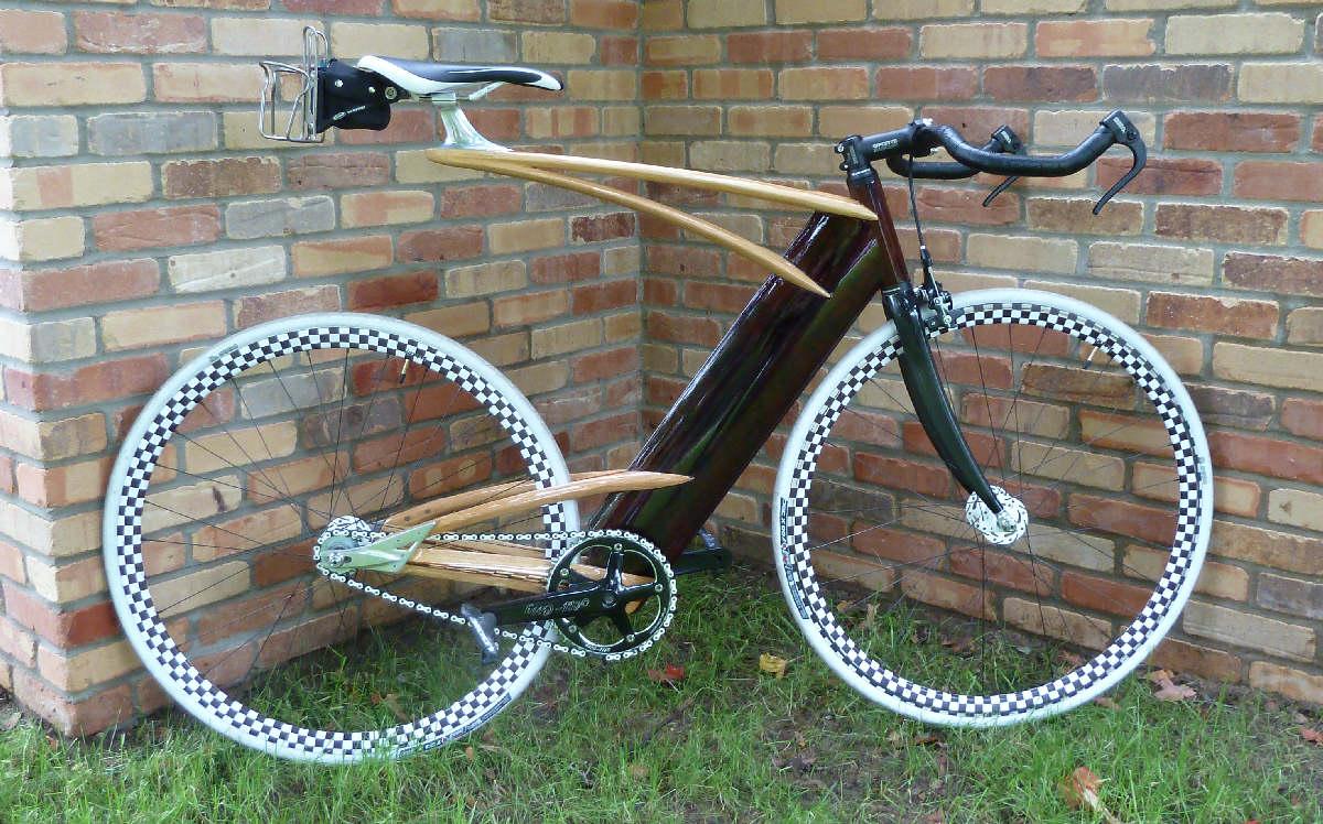 Fotofoto Modifikasi Sepeda Fixie