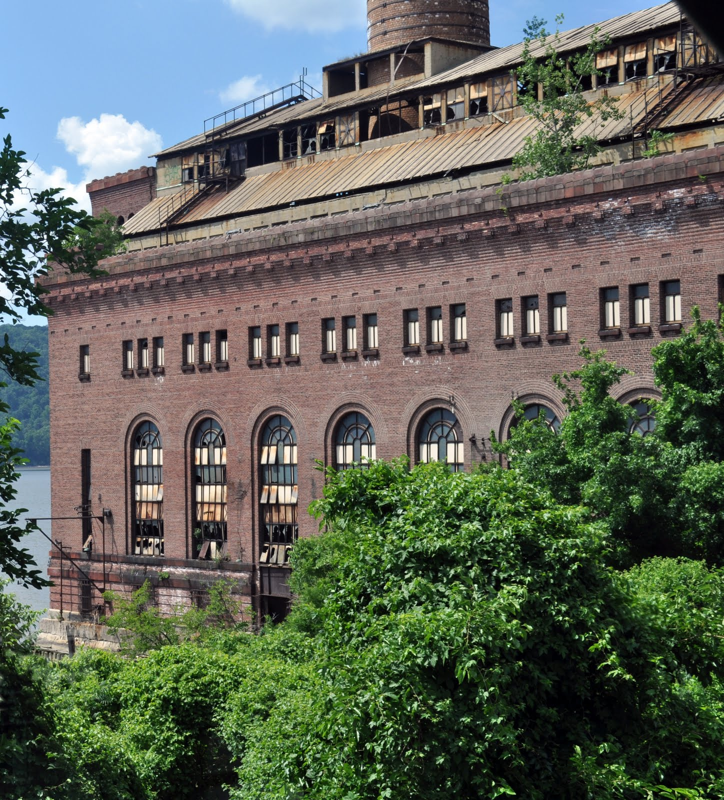 A Project In Ruins: Glenwood Power Station, Yonkers, NY
