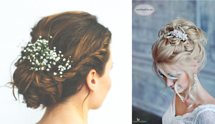 Penteados de Noiva