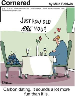 Carbon dating cartoon good 4