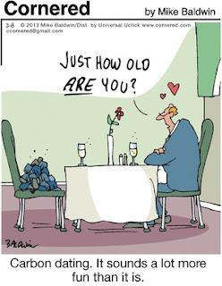Carbon dating cartoon good 8