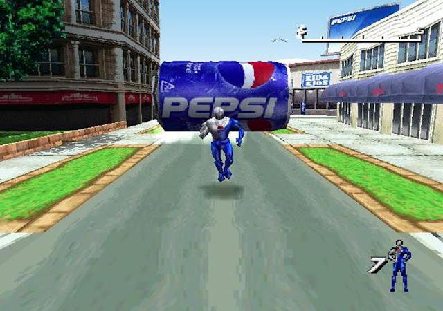 تحميل لعبة بيبسي مان Pepsi man للكمبيوتر من ميديا فاير