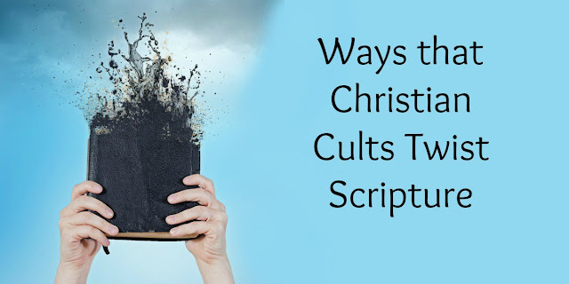 "4 Signs of a False Teaching and ""Christian Cults"""