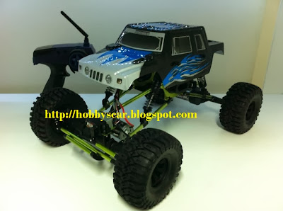 Hobbys Car Rc Nanda Racing