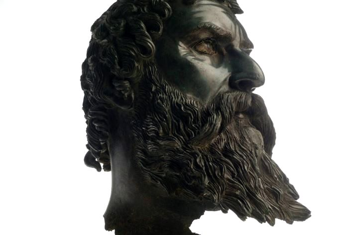 The Louvre to exhibit bronze head of Seuthes III