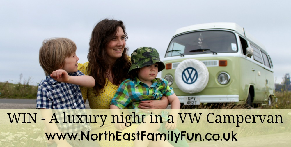 Win a VIP night away in a VW Campervan with Sweet Campers   North