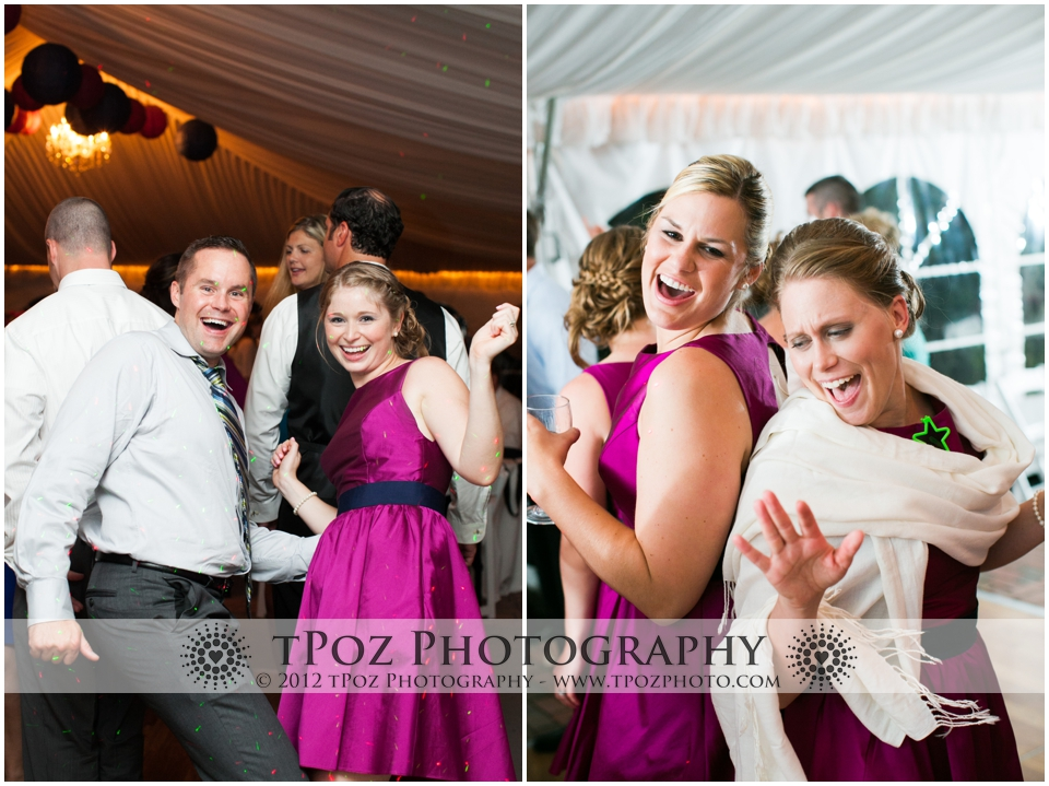 Thomas Birkby House Wedding Reception