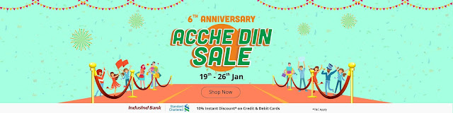 ShopClues Announces its 6th Anniversary Sale!