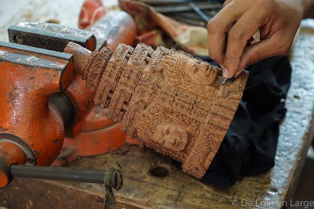 "Les ""Artisans d'Angkor"" - Siem Reap - Cambodge"