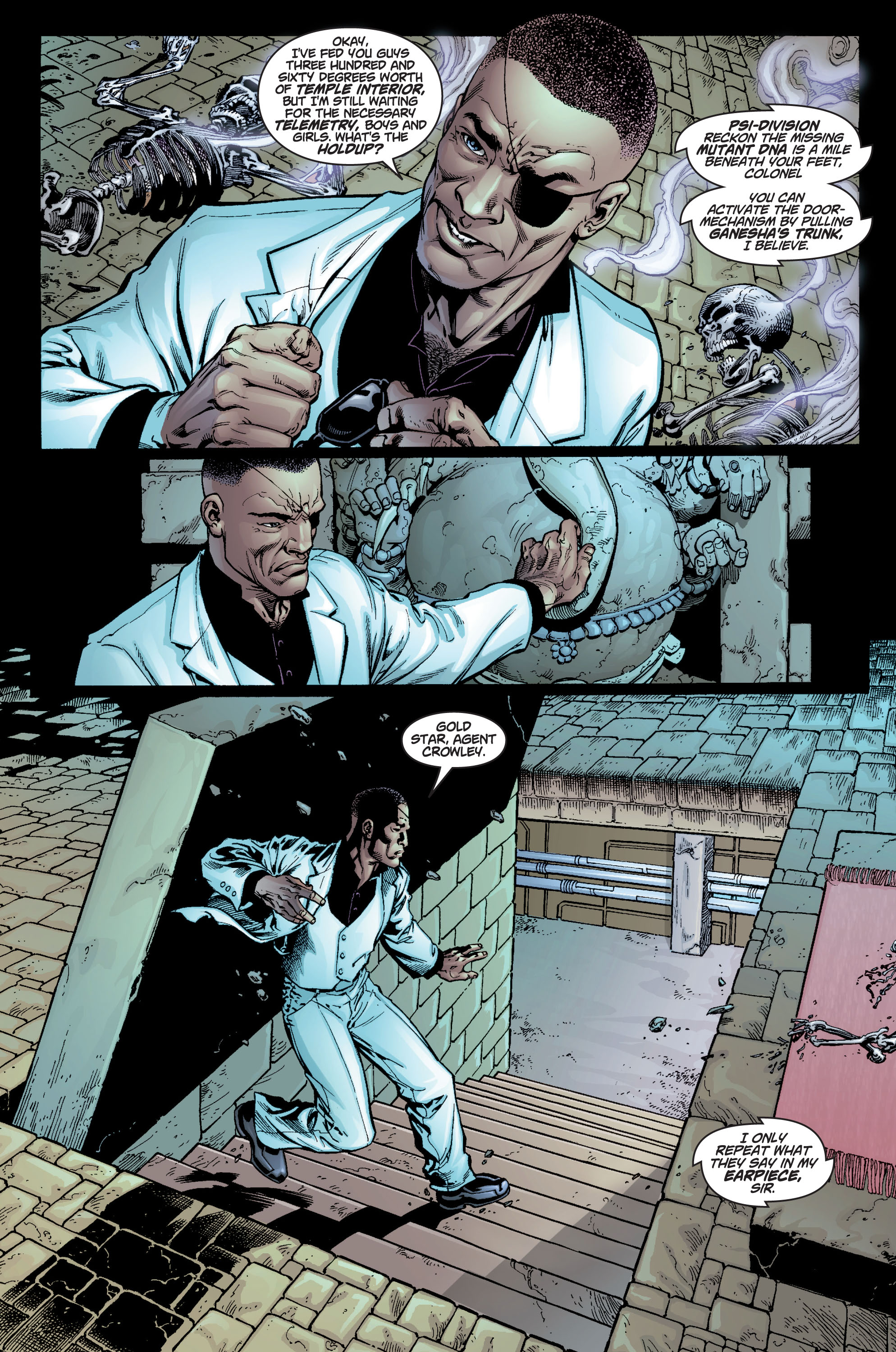 Read online Ultimate X-Men comic -  Issue #9 - 7
