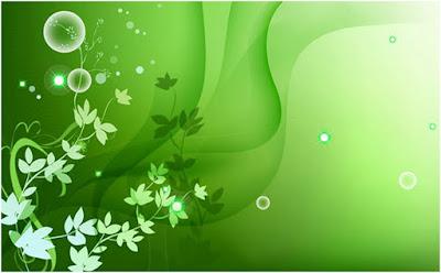 صور زهور خضراء بجودة HD