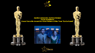 oscar favorite best picture award la la land