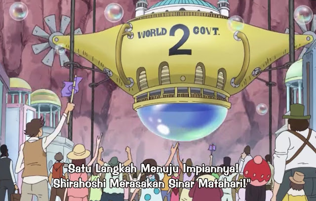One Piece Episode 883 Subtitle Indonesia