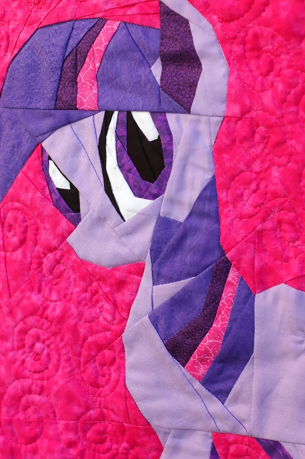 Twilight Sparkle Quilt