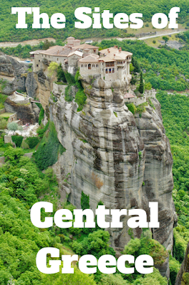 Travel the World: From Delphi to Meteora, Central Greece offers travelers a mix of attractions.