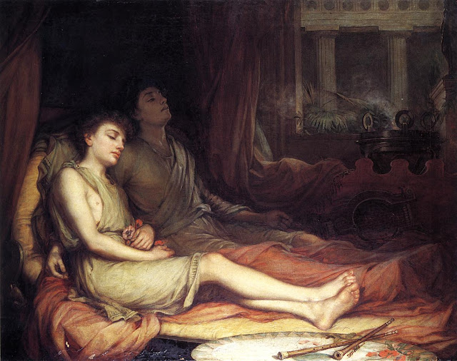 Waterhouse sleep and his half brother death 1874 - 4 métodos para controlar o seu sonho