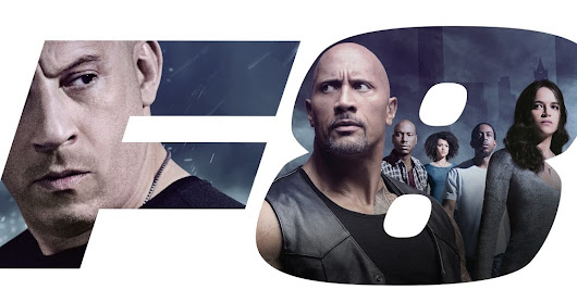 OJ's Movie Review - The Fate of the Furious