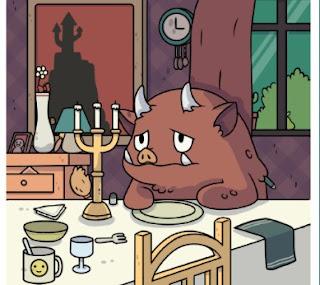 Monster Mansion Puzzle Online Games