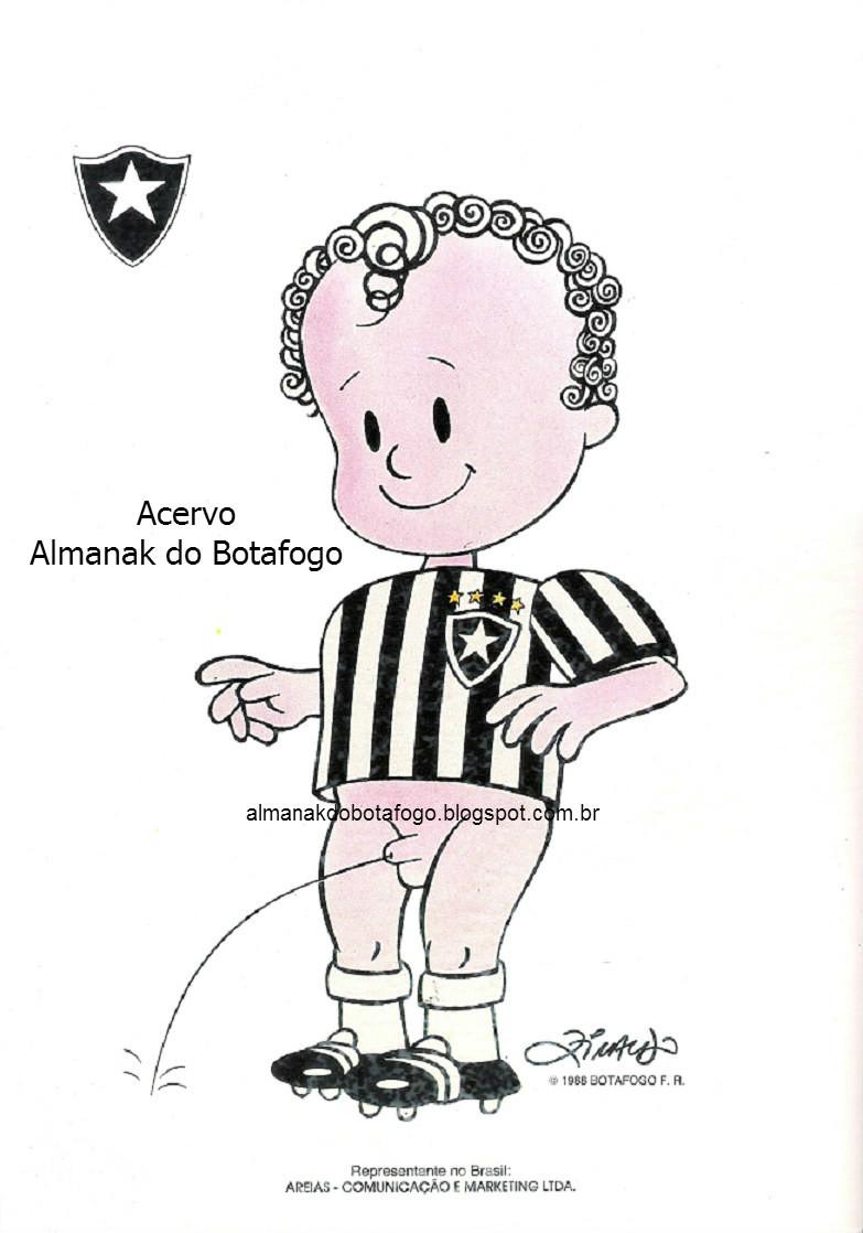 36df315aaf Almanak do Botafogo   Manequinho – Mascote do Botafogo