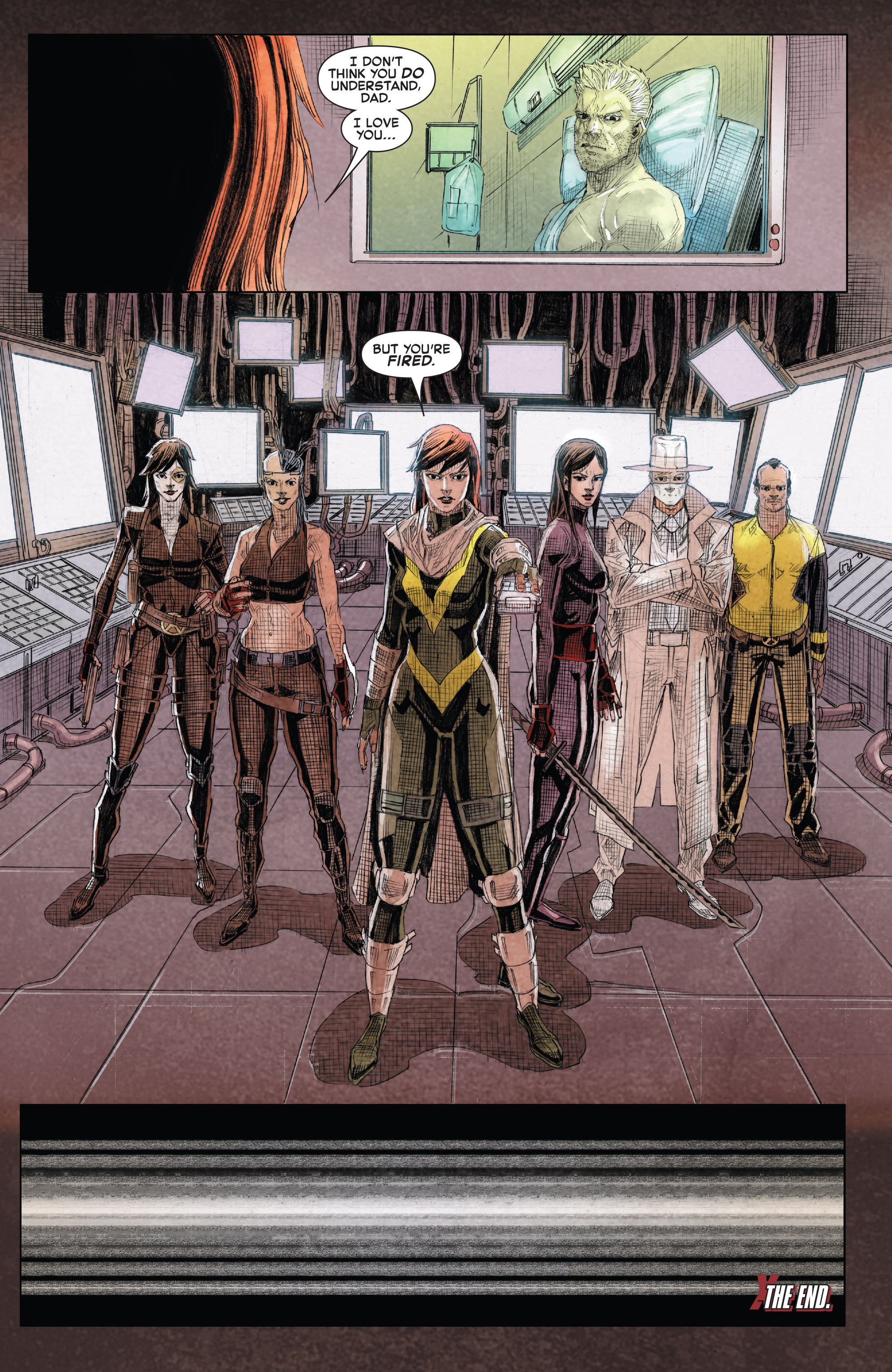 Read online X-Force (2014) comic -  Issue #15 - 22