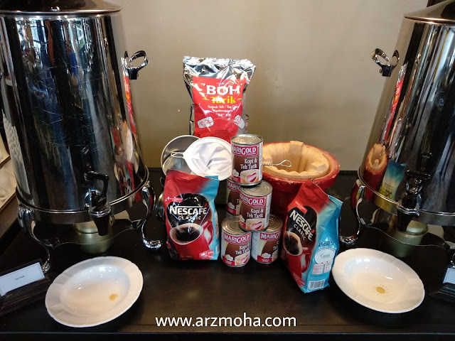 nescafe, menu buffet ramadhan vistana hotel penang, buffet ramadhan vistana hotel 2018, menu berbuka buffet ramadhan 2018,