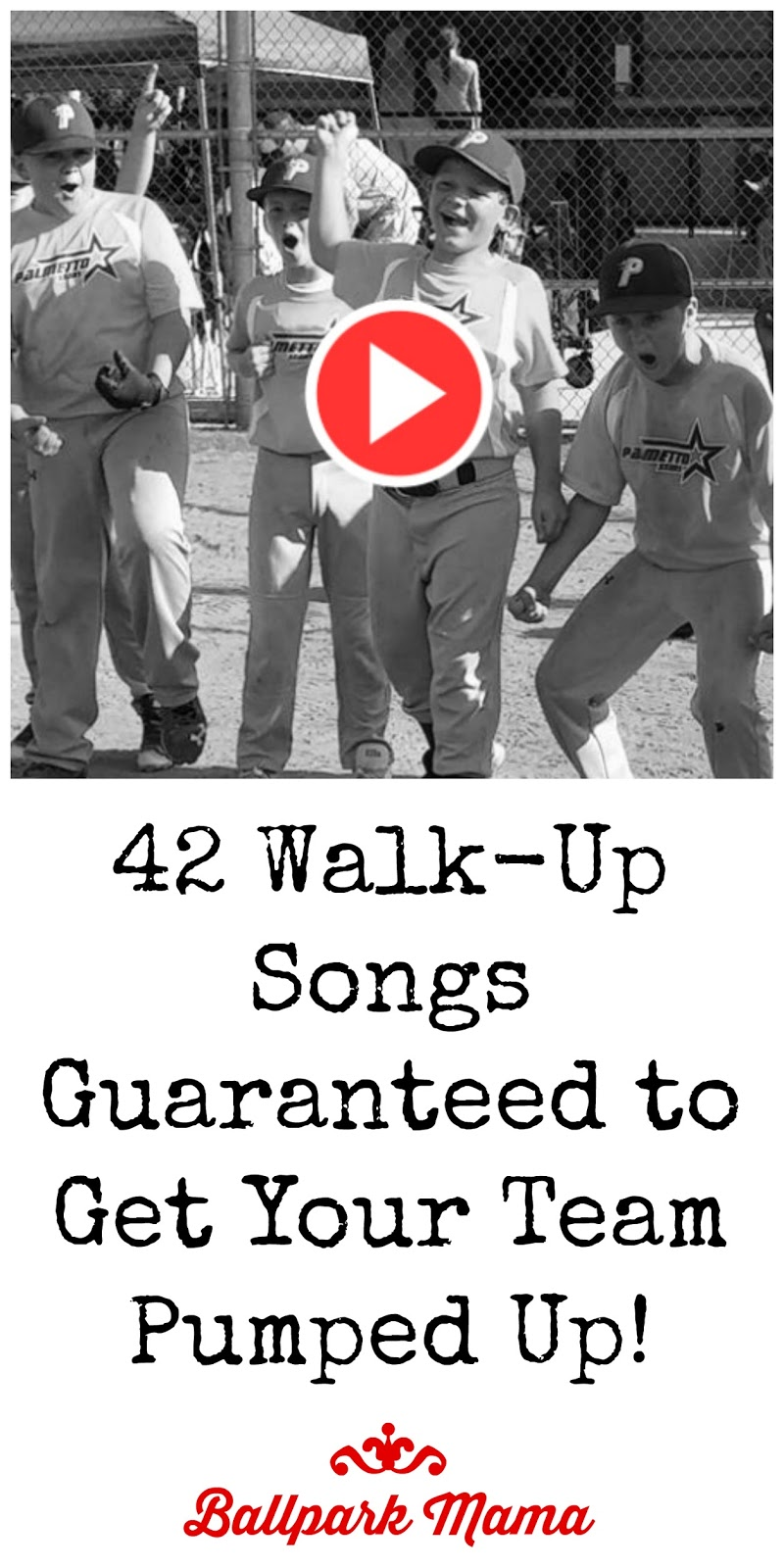 Ballpark Mama: 42 Walk-Up Songs Guaranteed to Get Your Team Pumped Up