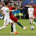 Half-time Score Iran 0 – 1 Portugal : Fifa World Cup 2018