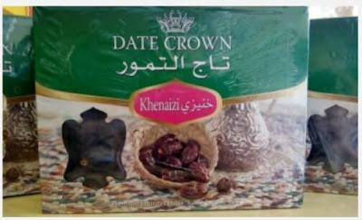 Date Crown Khenaizi