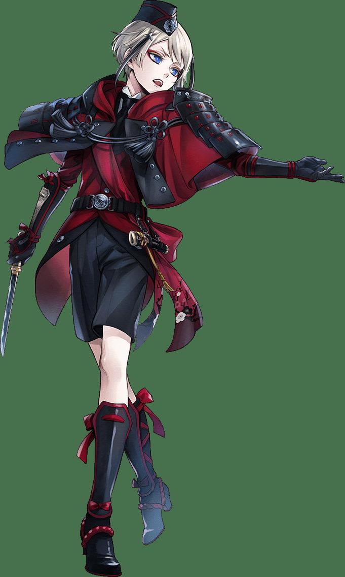 render Hyuuga Masamune V4