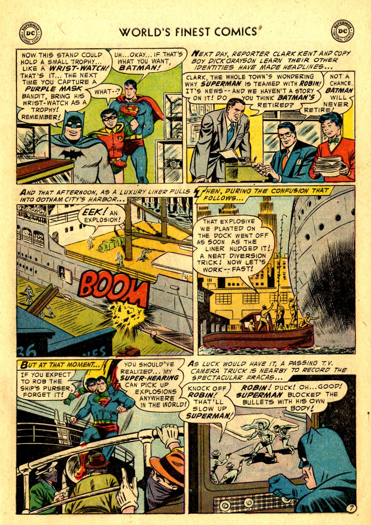 Read online World's Finest Comics comic -  Issue #75 - 9