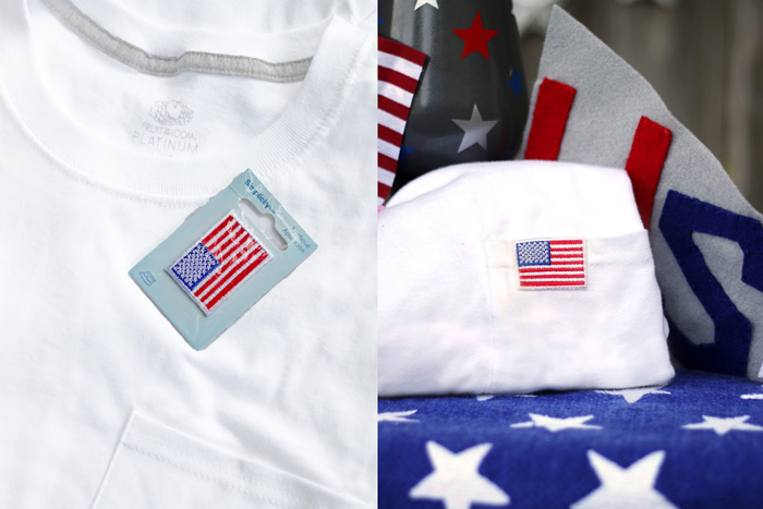 DIY Blogger, Easy Patriotic Crafts, Red White and Blue DIYS, Memorial Day DIYs, College Blogger, Lifestyle Blogger, DIY Blogger, Wisconsin Blogger, Austin Texas Blogger, DIY Bucket Hat, Tie Dye Bucket Hat, DIY Wine Glass, DIY Felt Pennant, DIY Flag Tshirt
