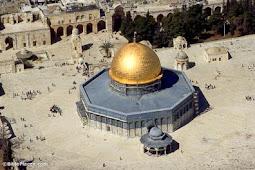 Al-Aqsa adalah Kompleks, ternyata masih banyak yang keliru mengenai Masjid Al-Aqsa