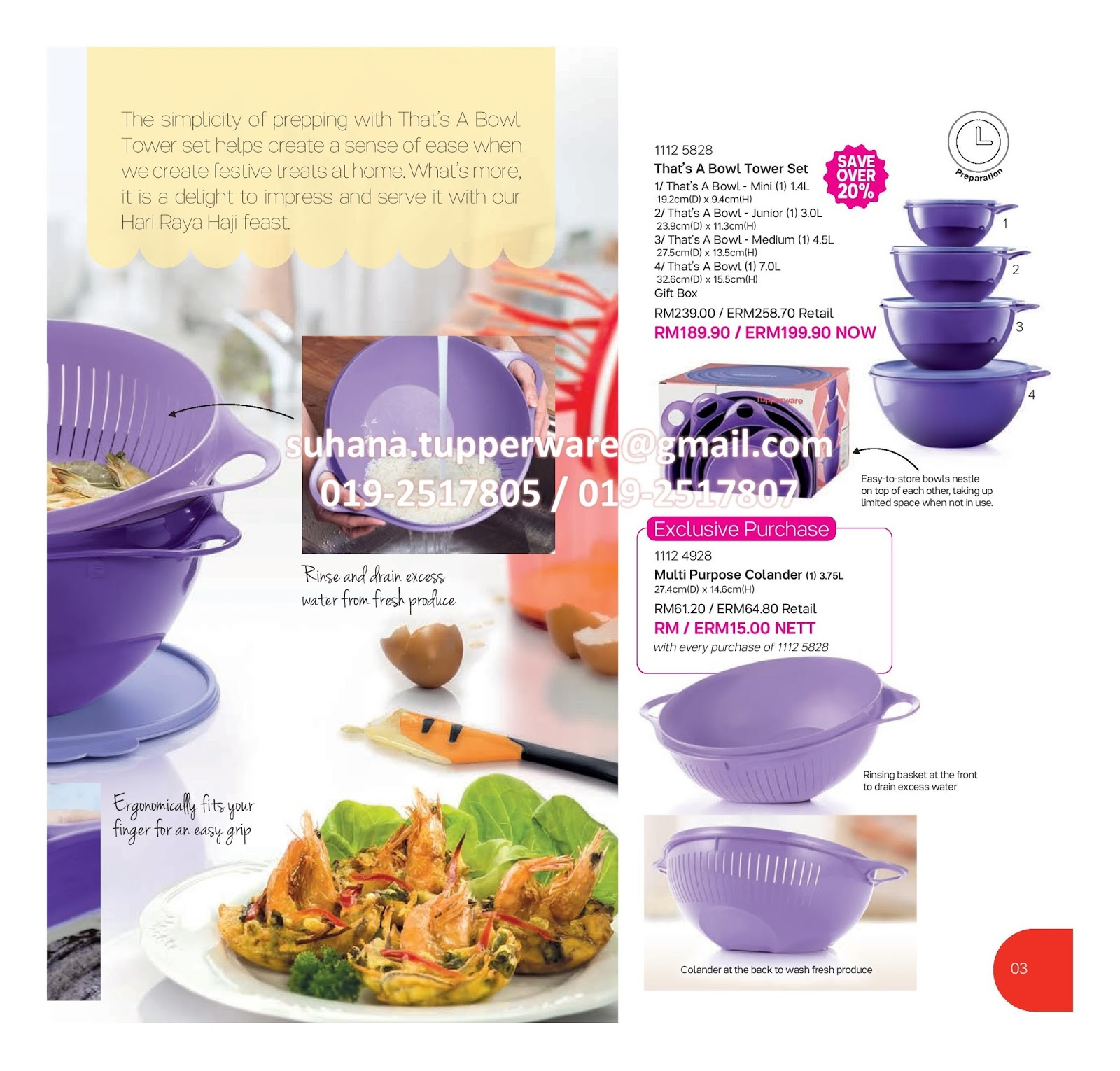 Tupperware Promo Feb Maxi Canister Set 2